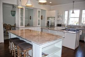 kitchen with 2 islands wood prestige square door satin white kitchen with 2 islands