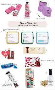 wedding gift kits useful bridal gift bridal emergency kits wedding and weddings