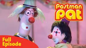 postman pat clowns postman pat episodes
