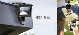 motion detector light with wifi camera security light with wi fi camera does motion detection video
