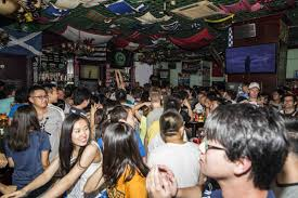blood curdling beijing 2014 the first round of halloween events