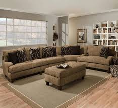 grey walls brown sofa light grey wall painting with white plinth combination brown sofa