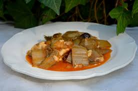 cuisiner les cotes de bettes côtes de blettes à la tomate la p tite cuisine de pauline