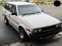 toyota corolla 83 toyota corolla dx station wagon 1983 avi
