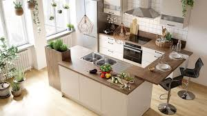 exemple cuisine agencement cuisine plan cuisine gratuit pour s inspirer côté maison