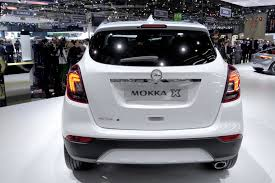 opel mokka 2015 facelifted opel mokka x is a sign of things to come for buick u0027s encore