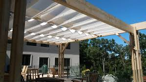 Deck Canopy Awning Functional Design Deck Awnings And Canopies Add Style Protection