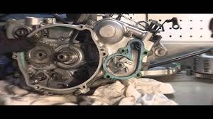solved kickstarter shaft oil leak yamaha wr426 fixya