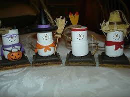 155 best s mores ornaments images on snowmen