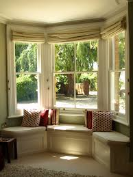house design ideas bench bookshelf plans bow window padded designs