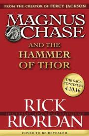 magnus chase and the hammer of thor book 2 by rick riordan