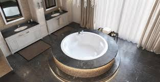 luxury drop in and built in bathtubs crafted of award winning