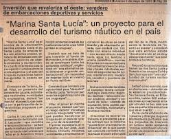 urbanización marina santa lucía san josé uruguay 1988 arquitecto