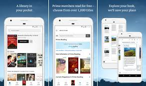 kindle android completely revs kindle app with new interface