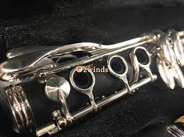 Buffet B12 Student Clarinet by Used Buffet B12 Clarinet C006317