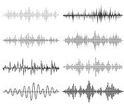 Sound Wave by Sound Wave Clip Art Vector Images U0026 Illustrations Istock