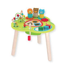 wooden activity table for 35 off on jeronimo wooden activity table onedayonly co za