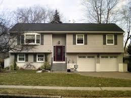 bi level level house curb appeal home pinterest house plans 42906