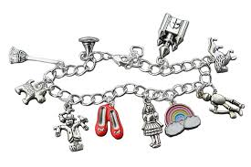 silver plated charm bracelet images Wizard of oz silver plated charm bracelet dorothy jpg