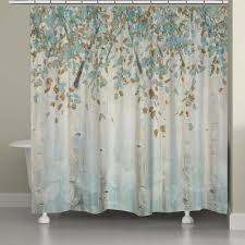 Whimsical Shower Curtains Laural Home Whimsical Forest Shower Curtain Walmart
