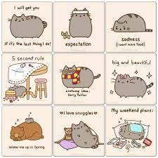 pusheen cat desktop wallpaper 59 images