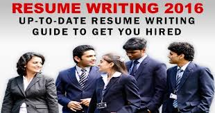 Resume Writing For Government Jobs by Sample Resume For Freshers