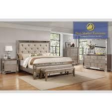 Mirrored Bedroom Sets Mirrored Bedroom Best Master Furniture