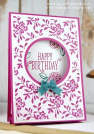 how to make a tent fold card with happy birthday gorgeous queen