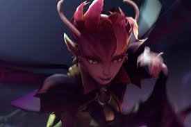 newest the newest hero coming to dota 2 is sylph and someone else as