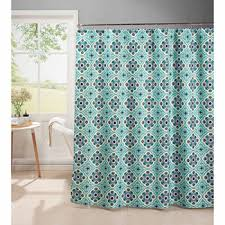 Teal And Brown Shower Curtain Shower Curtain Sets Shower Curtains For Bed U0026 Bath Jcpenney
