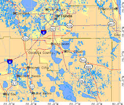 Florida Map Of Cities And Counties Osceola County Florida Detailed Profile Houses Real Estate