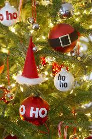 ornaments diy handmade tree