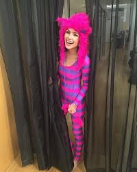 Cheshire Cat Halloween Costume Olivia Culpo U0027s Adorable Cheshire Cat Halloween Costume U2014 Shop