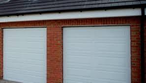 door double car garage door sizes stunning double door garage