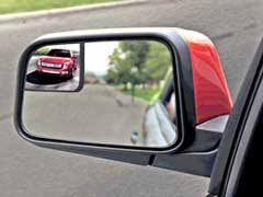 Blind Spot Mirrors For Motorcycles How To Attach A Blind Spot Mirror To A Proper Position