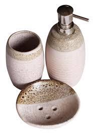 Handmade Bathroom Accessories by Wholesale Ceramic Soap Dish Countertop Liquid Soap Dispenser
