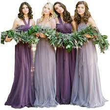 purple bridesmaid dresses 50 jc 2017 new variety to wear convertible dresses cheap