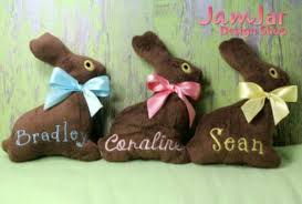 personalized easter bunnies creative easter basket ideas 17 ideas for better baskets