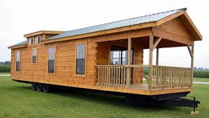 log cabin mobile homes design 16045