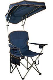 amazon com kelsyus premium canopy chair sports u0026 outdoors