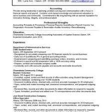 resume chronological order sample chronological resume format an example functional resume