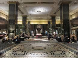 waldorf astoria u0027s art deco interiors one step closer to landmark