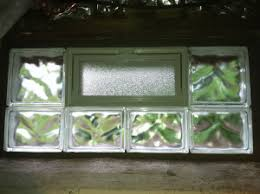 basement glass block windows vanguard glass block of cny