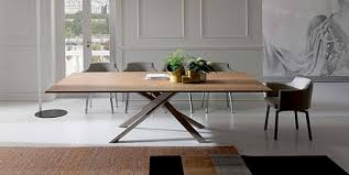 Modern Furniture - Glass top dining table adelaide