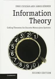 information theory coding theorems for discrete memoryless