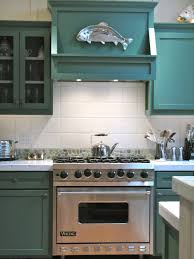 kitchen backsplash exles turquoise rust kitchen cabinets kitchen decoration