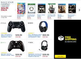ps4 black friday sale best buy u0027s black friday 2015 deals nintendo everything