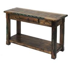 Southwest Outdoor Furniture by Southwest Sofa Table U2013 Rustics For Less