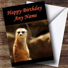 jerry springer personalised birthday card the card zoo