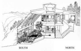 passive solar home design plans darts design com best collection one story passive solar house